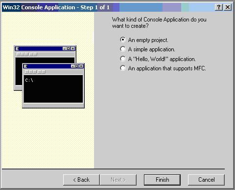 Gambar Dialogbox Win32console