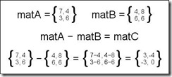 substracmatrix