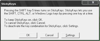 stickykey
