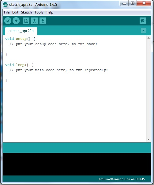 IDE Program Arduino